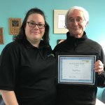 Employee of the Month - October 2018 - Keith Davis