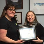 Employee of the Month - December 2018 Katherine O'Brien